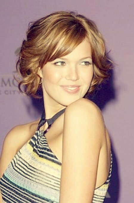 Cute Celebrity Short Haircut