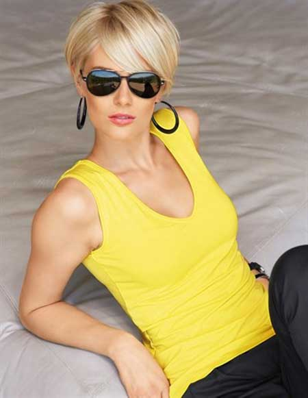 New Short Blonde Hairstyles_10