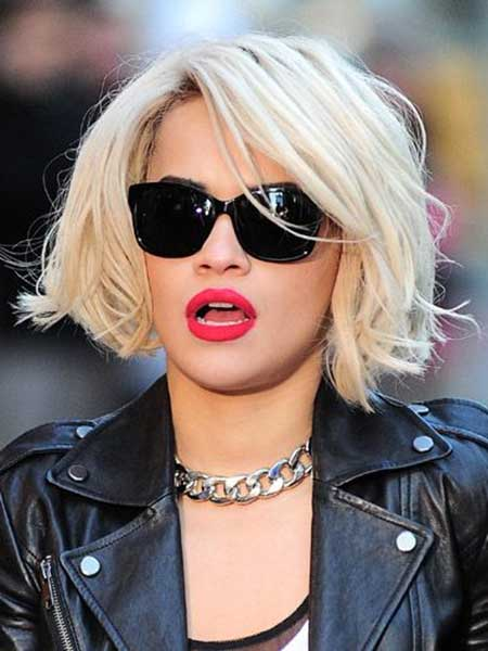 Admirable New Short Blonde Hairstyles 2014 Short Hairstyles 2016 2017 Short Hairstyles Gunalazisus