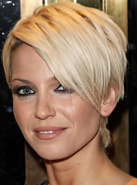 Awesome New Short Blonde Hairstyles 2014 Short Hairstyles 2016 2017 Short Hairstyles For Black Women Fulllsitofus