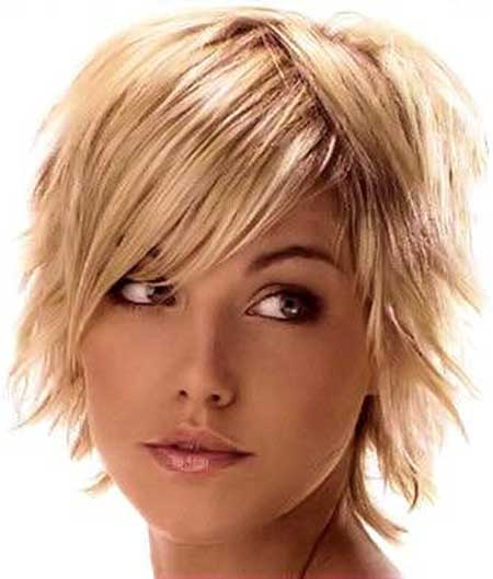 New Short Blonde Hairstyles_8