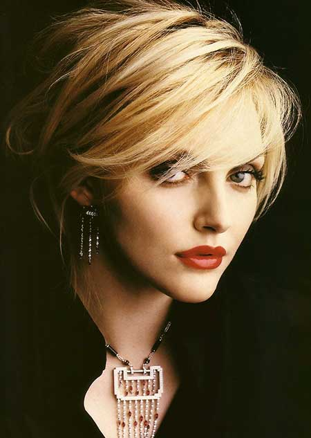 New Short Blonde Hairstyles_9