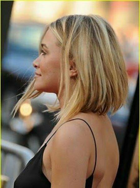New Short Hair Cuts