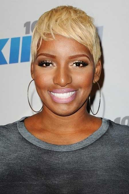 New Short Hairstyles for Black Women_18