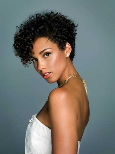 Wondrous 25 New Short Hairstyles For Black Women Short Hairstyles 2016 Short Hairstyles Gunalazisus