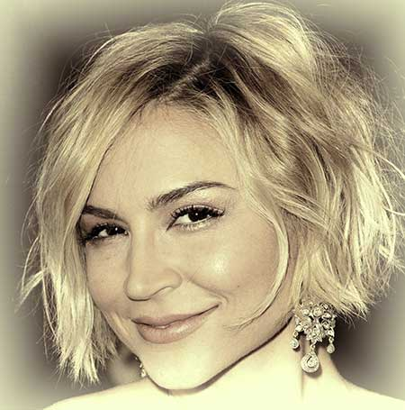 Marvelous 25 New Short Wavy Hairstyles Short Hairstyles 2016 2017 Most Hairstyles For Women Draintrainus