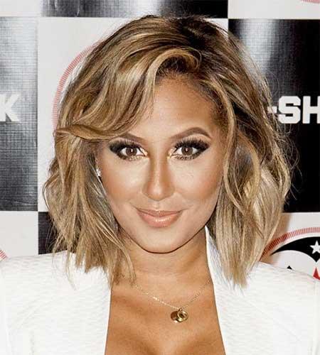 Awe Inspiring Wavy Short Hair Perm Bob Short Hair Fashions Hairstyles For Women Draintrainus