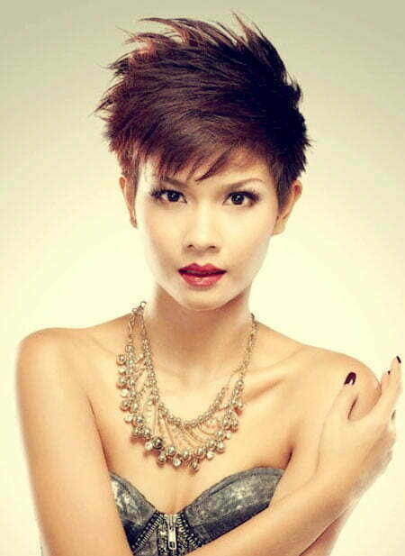Trendy Short Cuts