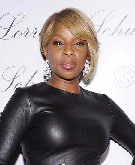 Nice Short Hairstyles for Black Women_15