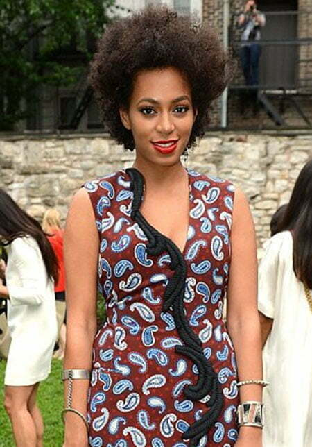 Nice Short Hairstyles for Black Women_16
