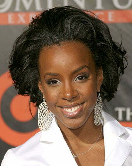 Nice Short Hairstyles for Black Women_8