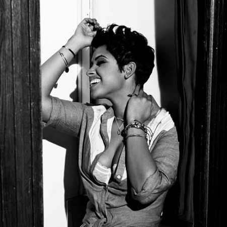 Nice Short Hairstyles for Black Women_9