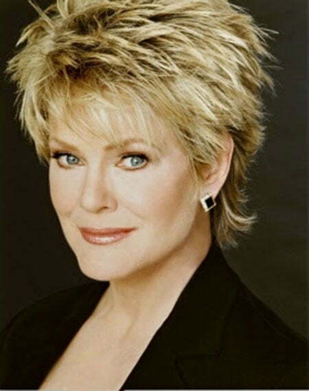 Pics Photos - Gallery Of Short Hairstyles For Older Women