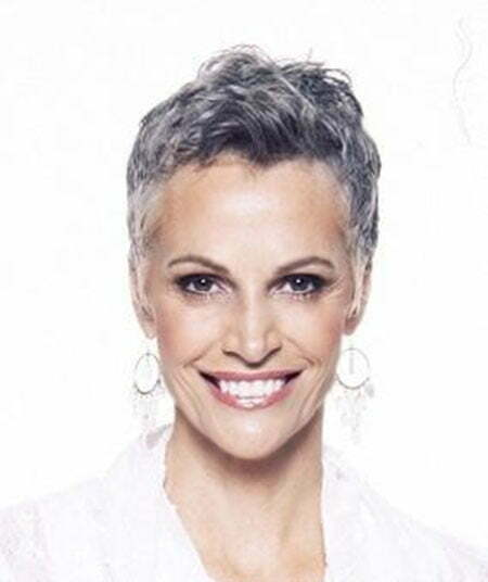 Pleasant Photos Of Short Haircuts For Older Women Short Hairstyles 2016 Short Hairstyles For Black Women Fulllsitofus