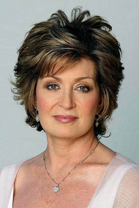 Photos Of Short Haircuts For Older Women Short Hairstyles 2018