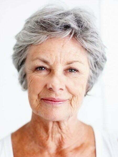 Stupendous Photos Of Short Haircuts For Older Women Short Hairstyles 2016 Short Hairstyles For Black Women Fulllsitofus