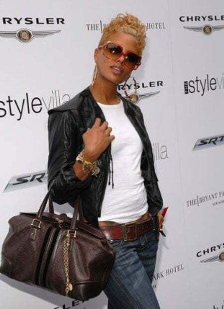 Pictures Of Short Haircuts for Black Women_1
