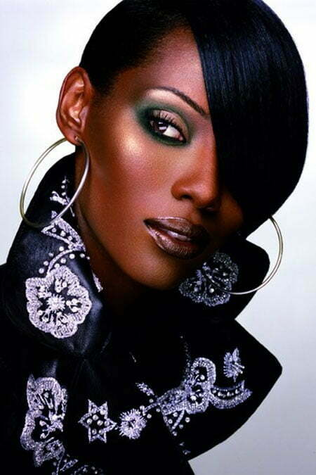 Pictures Of Short Haircuts for Black Women_10