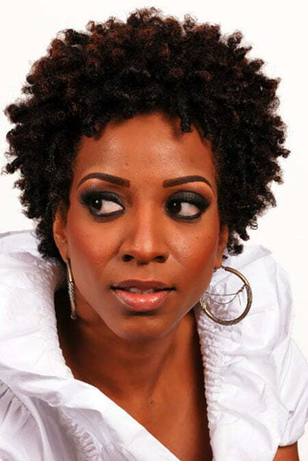 Pictures Of Short Haircuts for Black Women_11