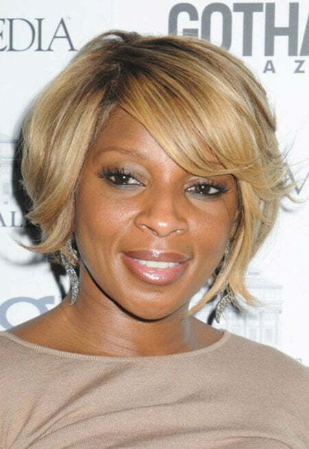Pictures Of Short Haircuts for Black Women_5