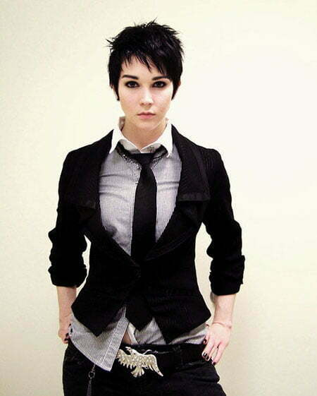 Pictures Short Trendy Haircuts