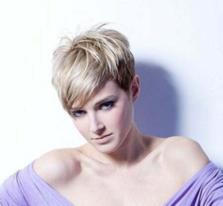 Pixie Blonde Hair Styles
