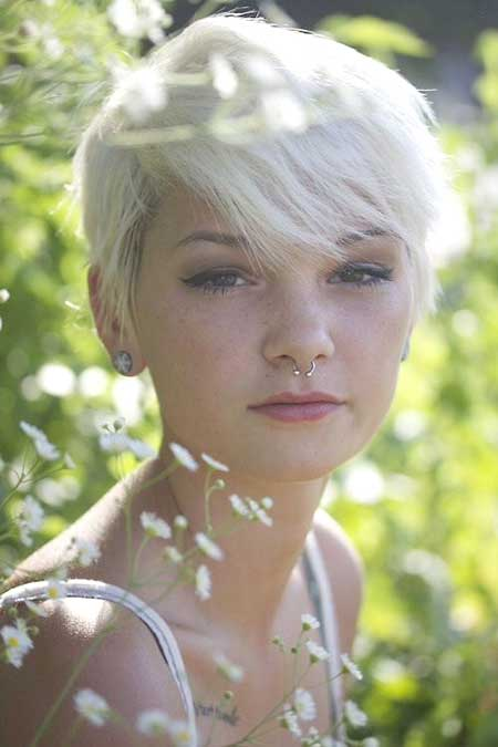 20 Long Pixie Hairstyles | Short Hairstyles 2016 - 2017