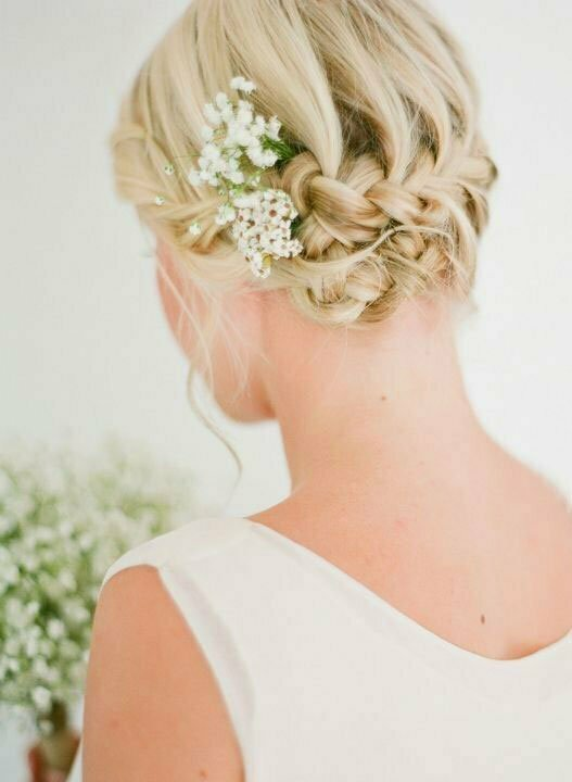 Wedding Styles For Short Hair