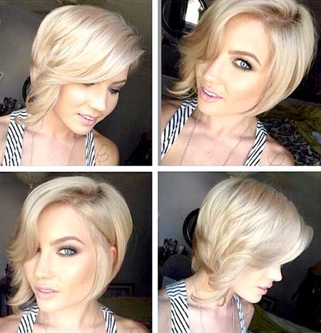 Short Blonde Haircuts For 2014 2015