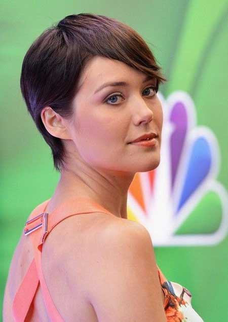 Pretty Pixie Cut