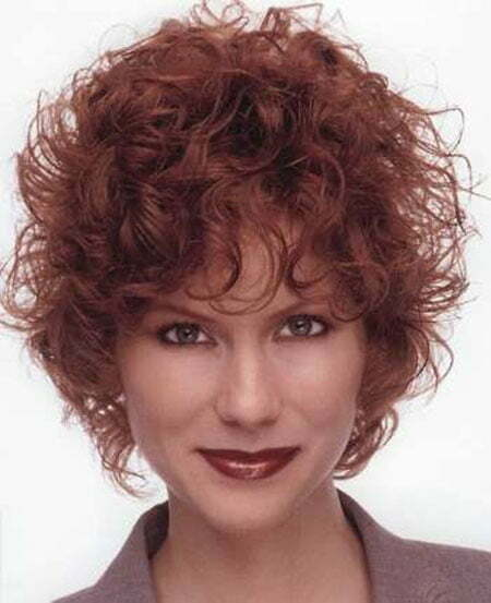 Tremendous Short Hairstyles For Curly Hair Short Hairstyles 2016 2017 Hairstyles For Women Draintrainus