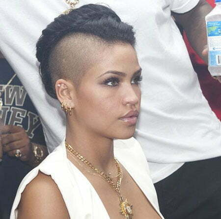 Super 25 Short Hairstyles For Black Women Short Hairstyles 2016 2017 Hairstyle Inspiration Daily Dogsangcom