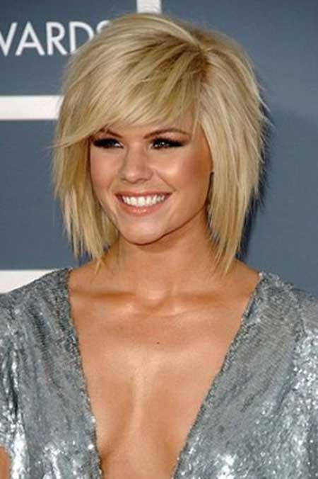 Short Blonde Hair 2014