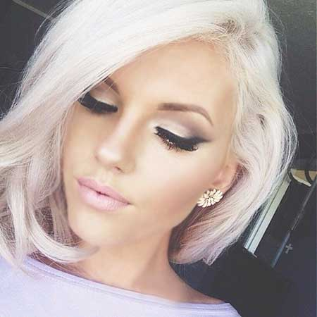 Awe Inspiring Short Blonde Haircuts For 2014 2015 Short Hairstyles 2016 2017 Hairstyle Inspiration Daily Dogsangcom