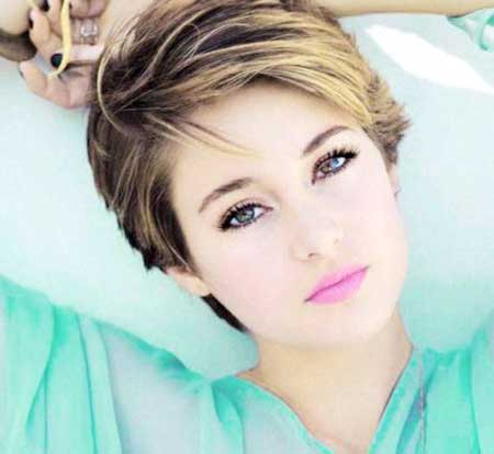 Cool Short Blonde Haircuts For 2014 2015 Short Hairstyles 2016 2017 Short Hairstyles Gunalazisus
