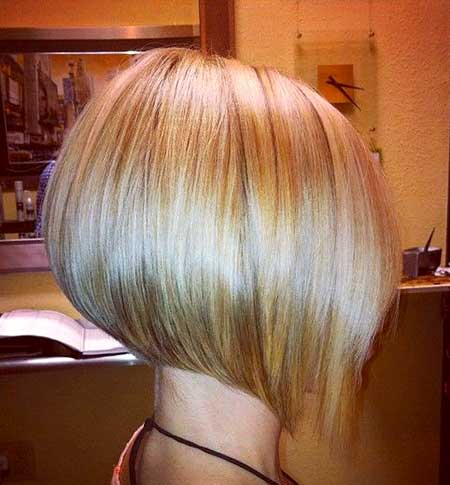 Blunt and Inverted Bob Haircut for Women
