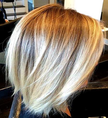 25 blonde bob haircuts  short hairstyles 2017  2018