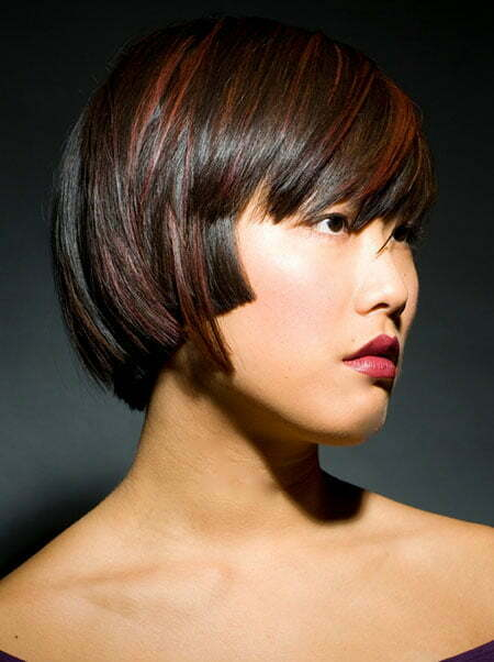 Short Hair Cuts And Color 2013 2014