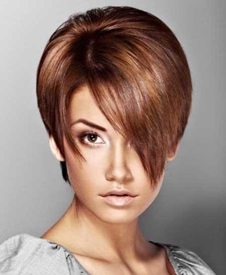 Pleasing Hair Color For Short Hair 2014 Short Hairstyles 2016 2017 Short Hairstyles For Black Women Fulllsitofus