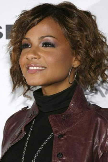 Awesome Cool Hairstyle 2014 Curly Bob Hairstyles For Black Women Hairstyle Inspiration Daily Dogsangcom