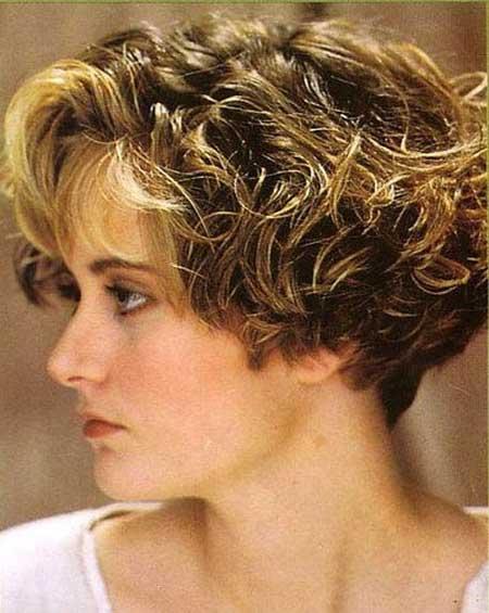Short Curly Hair Cuts