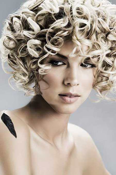 Short Curly Hairstyles for 2014_1