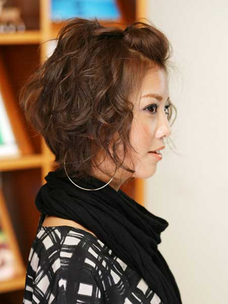 Short Curly Hairstyles for 2014_17
