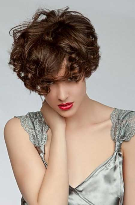 Short Curly Hairstyles for 2014_18