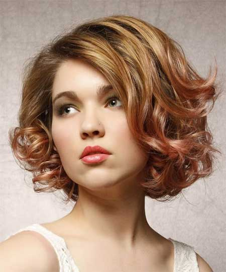 Short Curly Hairstyles for 2014_7