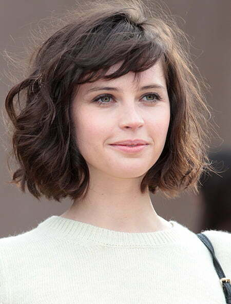 Fabulous Short Cut Hairstyles With Bangs Short Hairstyles 2016 2017 Short Hairstyles Gunalazisus