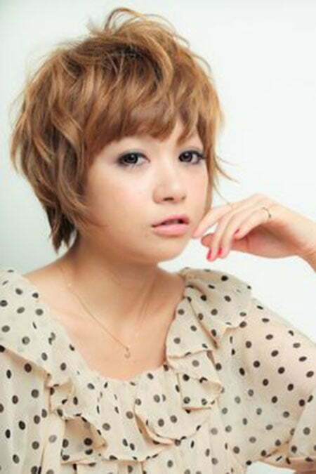 Short Cute Hairstyles 2014_4