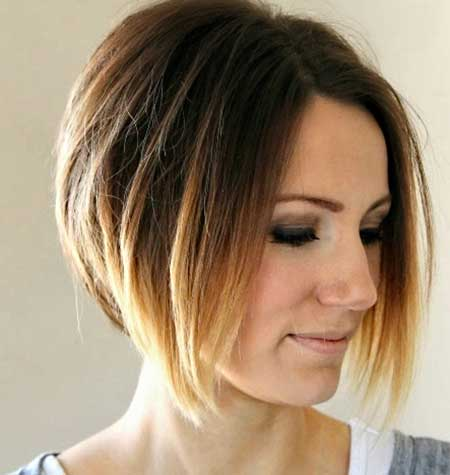 35 short hair color ideas short hairstyles 2017 2018 for Cut and color ideas