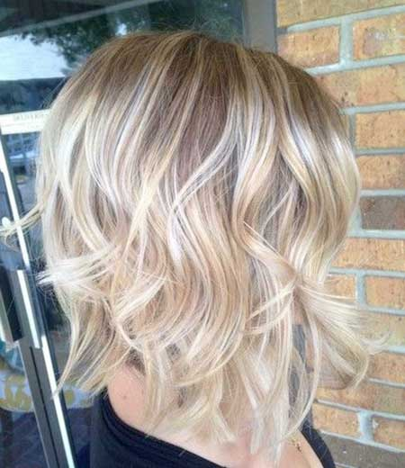 Short Hair Beach Waves