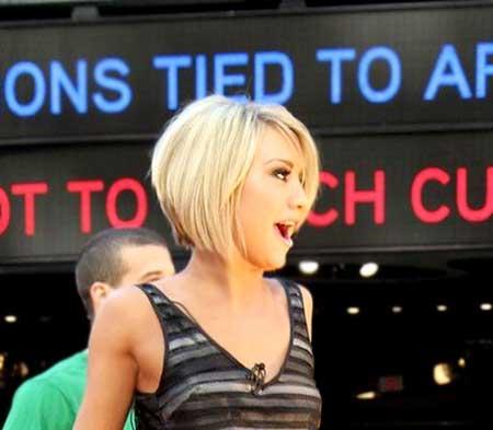 Short Hair Blond